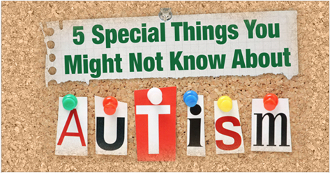 5 Special Things You Might Not Know...