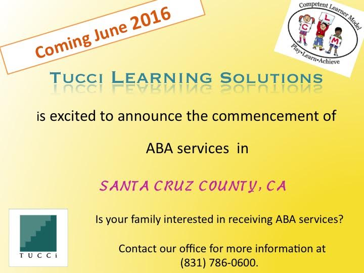 ABA Services Now Available in Santa Cruz County, CA